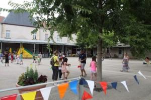 Fête de l'école de Châtillon