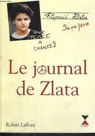 Le journal de Zlata